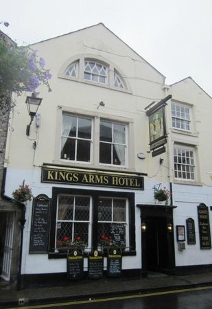 Kings Arms Hotel: The Kings Arms, Kirkby Lonsdale