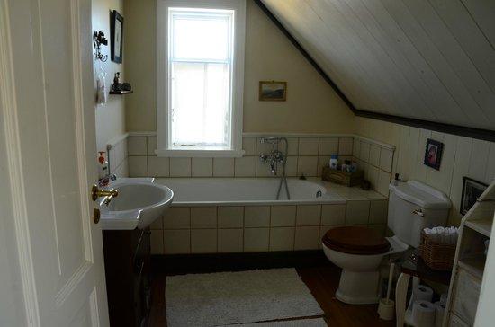 Rein Guesthouse : Badezimmer