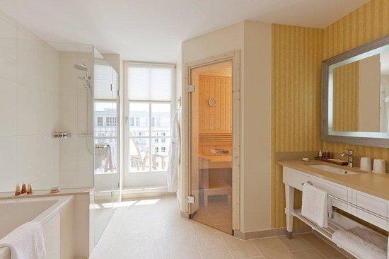 Steigenberger Grandhotel and Spa: Grandhotel Heringsdorf Rooms Palais Bismarck Penth