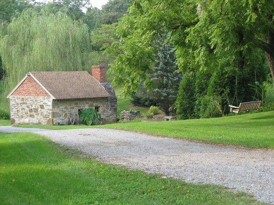Stoney Creek Farm: The Springhouse