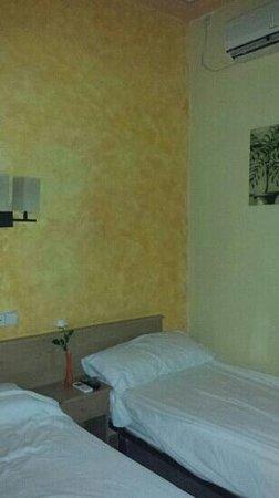 Hostal Oporto : habitación