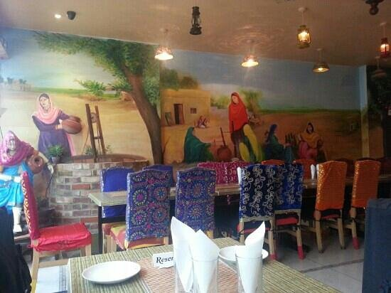 Raunka Punjab Diyan: lovely decor
