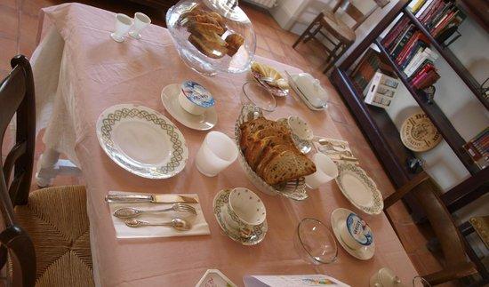 Lacassagne Maison D'hotes : Salle à manger
