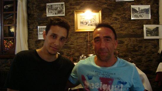 Bruno y mar a picture of borda d 39 erts erts tripadvisor - Maria y bruno ...