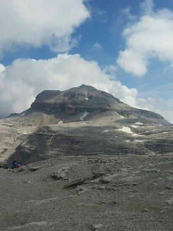 La Terrazza delle Dolomiti : Sembra di essere in paradiso!!!