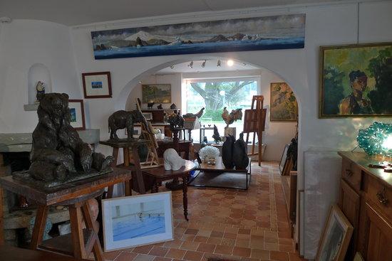 Galerie l'Escarpolette