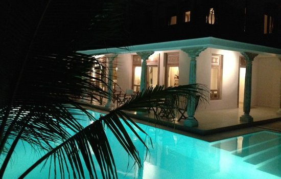 The Majlis Hotel: Our new favorite hotel.