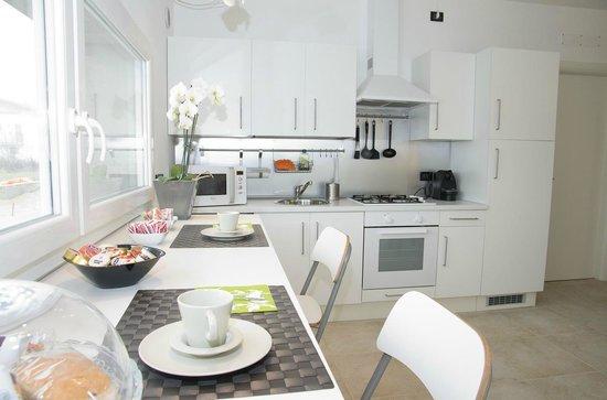 B&B Marostica: Cucina