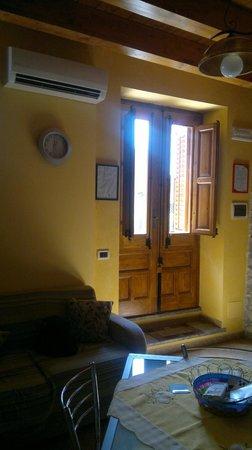 Casa Vacanze Caccamo: ingresso