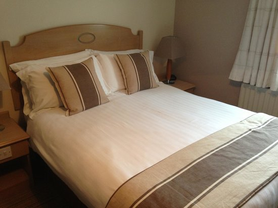 The Manor Cheadle: Our room - Number 12