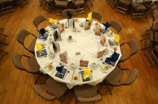 Brydons Bakery Restaurant: 1514 anniversary dinner 2012