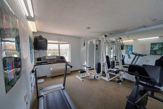 Red Roof Inn Houston IAH Airport: Fitness Room