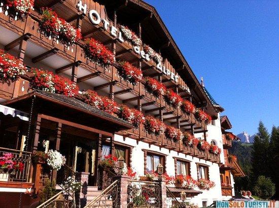 Relais Hotel Des Alpes: Hotel