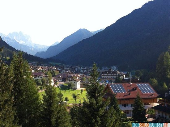 Relais Hotel Des Alpes: Vista dalla camera