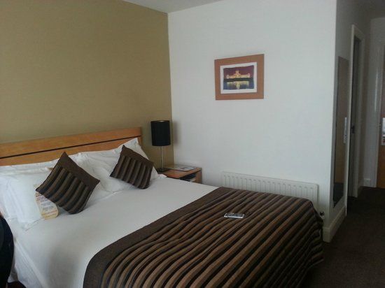 Grand Canal Hotel: Executive room nr. 408