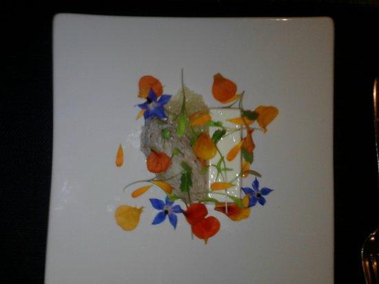 The Boat House Restaurant: Belfast Lough crab...