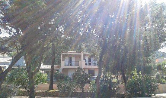 Residence Cala di Sole : le casette