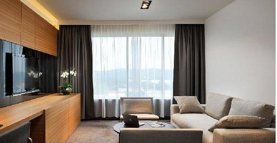 Radisson Blu Plaza Hotel Ljubljana: Business Suite