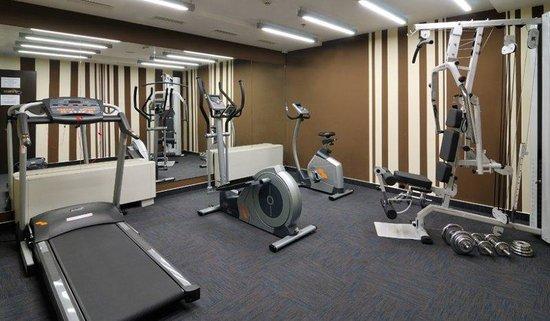 La Prima Fashion Hotel: Fitness
