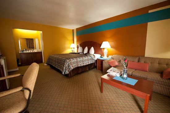 Economy Inn : King Size Bed
