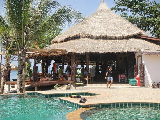 Coco Lanta Resort: Restaurant