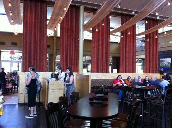 jack allens kitchen interior of restaurant - Jack Allens Kitchen