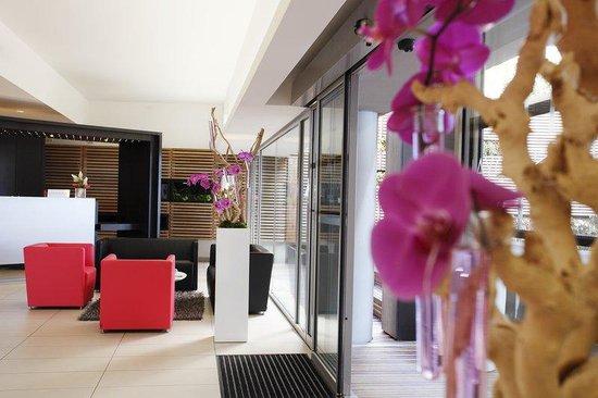 Royal Antibes Hotel, Residence, Beach & Spa: Lobby Royal Antibes