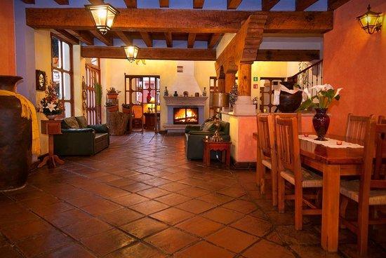 Hotel Pueblo Magico: LOBBY DEL HOTEL