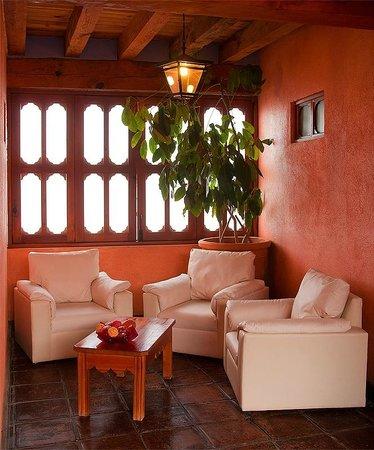 Hotel Pueblo Magico: SALA DE ESTAR