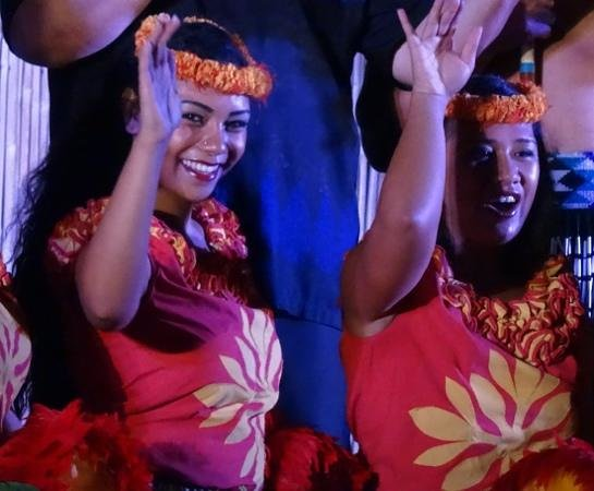 Island Breeze Luau at the King Kamehameha Hotel: final