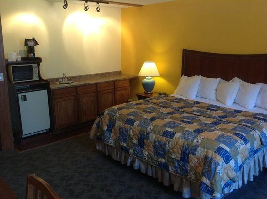Mt. Olympus Villages: 2 bedroom suite wet bar
