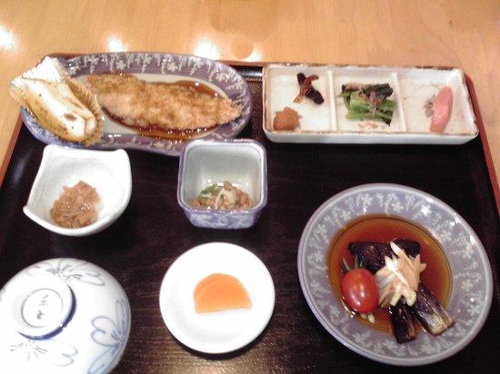 Pension U-ni- : 素晴らしい朝食