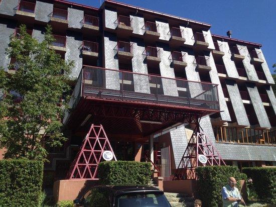Evenia Monte Alba: fachada