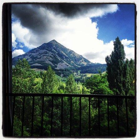 Evenia Monte Alba: vista desde la habitación
