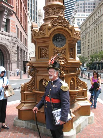 Emperor Norton San Francisco Tour