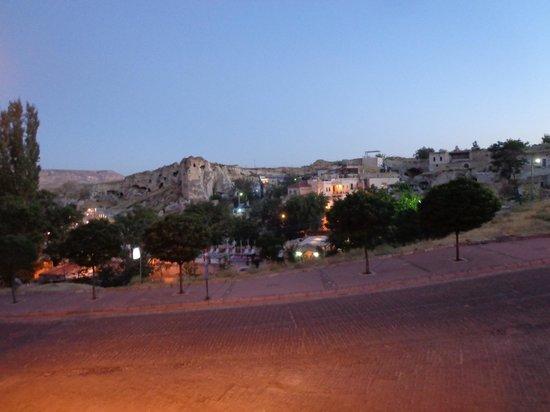 Yusuf Yigitoglu Konagi: View from my room