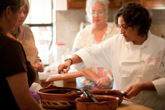 Cooking Classes with Chef Gaby Green