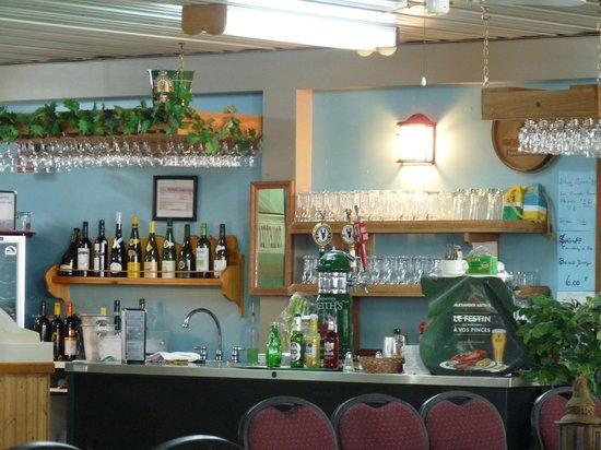 Restaurant La Factrie: Bar de la Factrie
