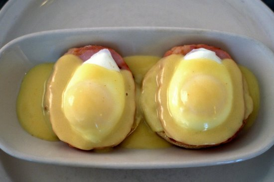 Buttermilk pancakes batter takes 5 days to make gluten free also the original pancake house eggs benedict ccuart Gallery