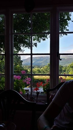 Little Orchard Bed and Breakfast: View from breakfast