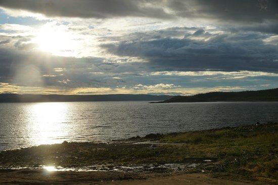 Le Refuge du Prospecteur: The principal lake
