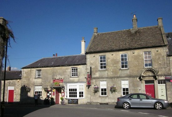 The Lord Nelson Inn: Exterior view