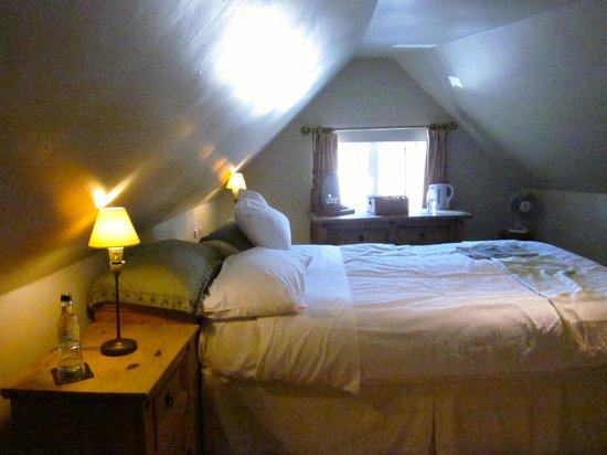 The Lord Nelson Inn: Bedroom