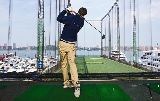 Chelsea Piers Golf Club