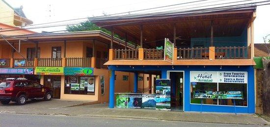 La Amistad Hotel: Hotel and Hostel Amistad