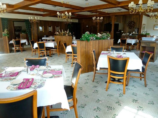 Crescent Lodge Restaurant: Dining Room I