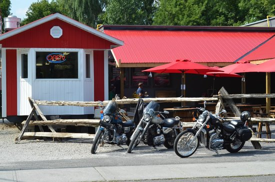 Wildfire BBQ and Smokehouse: The Shack