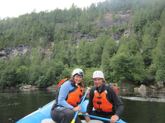Square Eddy Expeditions: Andrea and Brad