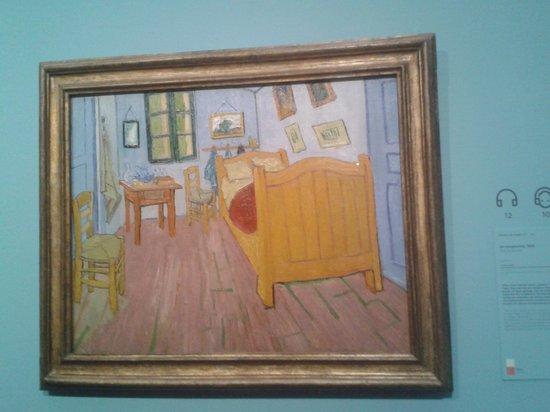 La camera da letto - Foto di Museo Van Gogh, Amsterdam - TripAdvisor