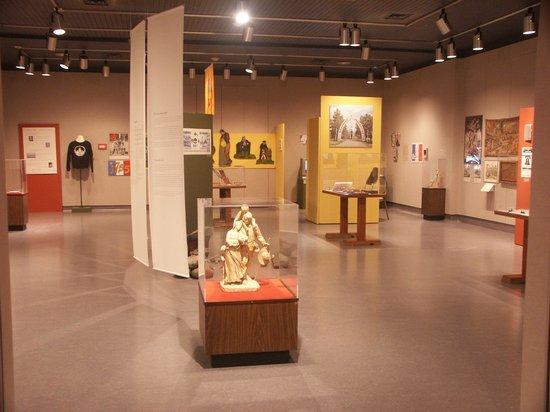 Moncton, Kanada: Exhibition